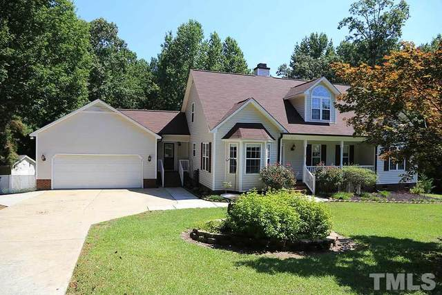 231 Atkinson Farm Circle, Garner, NC 27529 (#2331431) :: M&J Realty Group
