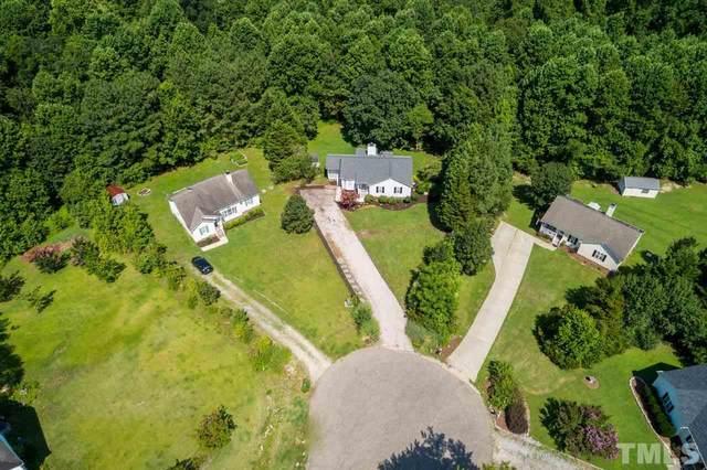 3388 Deer Trace Lane, Clayton, NC 27520 (#2331434) :: Realty World Signature Properties