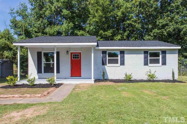 3022 Wedgedale Avenue, Durham, NC 27703 (#2331448) :: Realty World Signature Properties