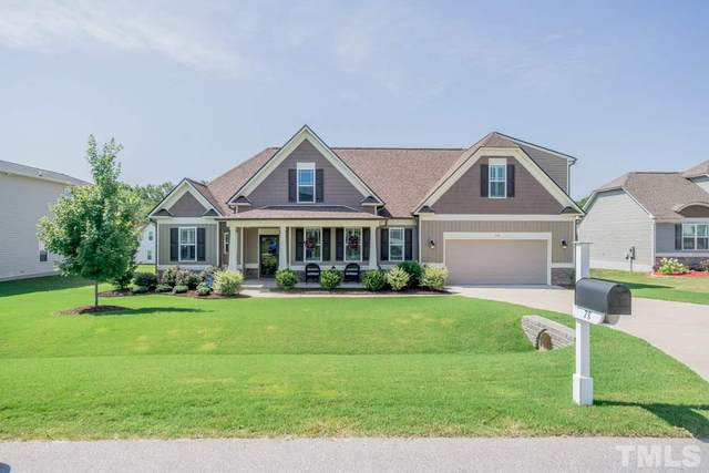 78 Kaspurr Drive, Garner, NC 27529 (#2331450) :: Realty World Signature Properties