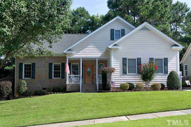 1004 Towhee Drive, Apex, NC 27502 (#2331466) :: Triangle Top Choice Realty, LLC