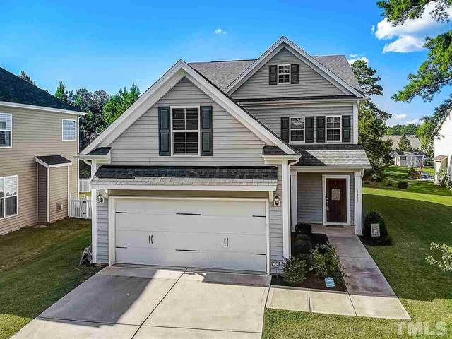 1815 Rustica Drive, Durham, NC 27713 (#2331497) :: M&J Realty Group