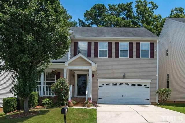 5401 Glenmorgan Lane, Raleigh, NC 27616 (#2331505) :: Raleigh Cary Realty