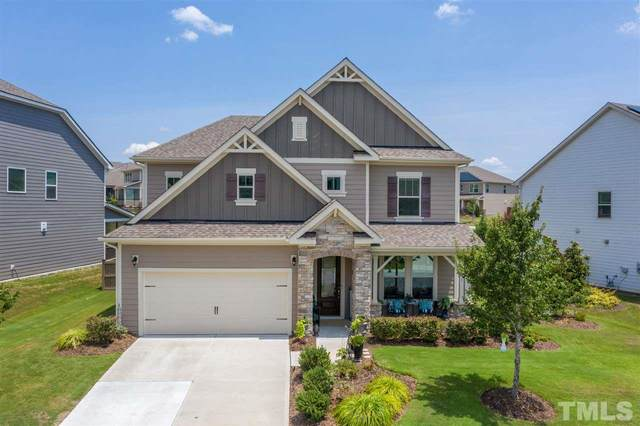 1601 Capstone Drive, Durham, NC 27713 (#2331568) :: The Rodney Carroll Team with Hometowne Realty