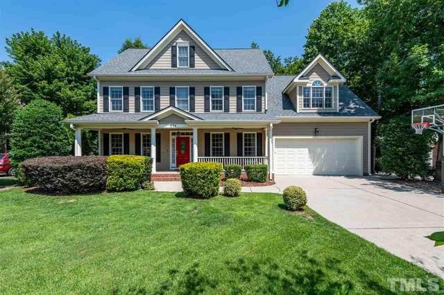 208 Brightling Way, Holly Springs, NC 27540 (#2331574) :: Dogwood Properties