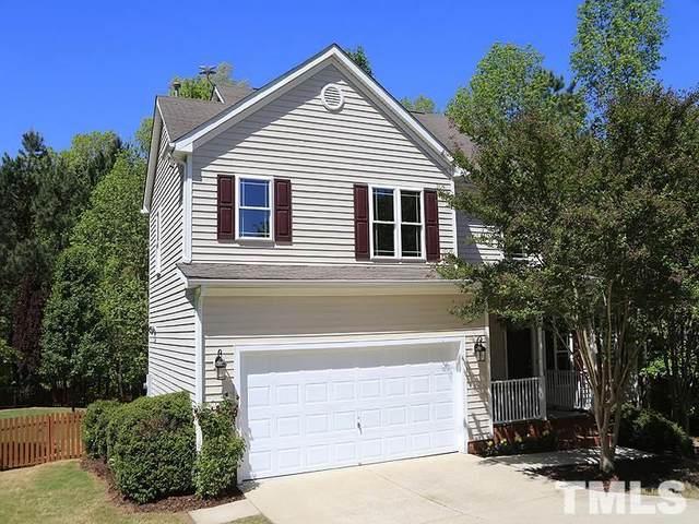 503 S Coalport Drive, Apex, NC 27502 (#2331596) :: Realty World Signature Properties