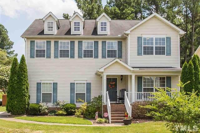 1801 Fillmore Drive, Creedmoor, NC 27522 (#2331617) :: Realty World Signature Properties