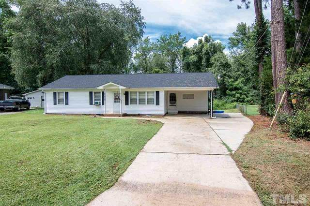 5016 Oakdale Road, Wilson, NC 27893 (#2331628) :: M&J Realty Group