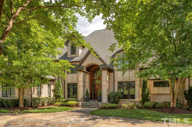 7500 Hasentree Club Drive, Wake Forest, NC 27587 (#2331653) :: Realty World Signature Properties
