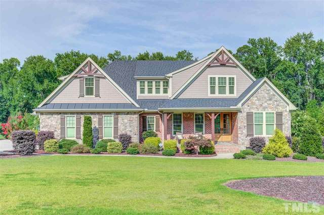 6905 Old Mills Road, Fuquay Varina, NC 27526 (#2331668) :: Triangle Top Choice Realty, LLC