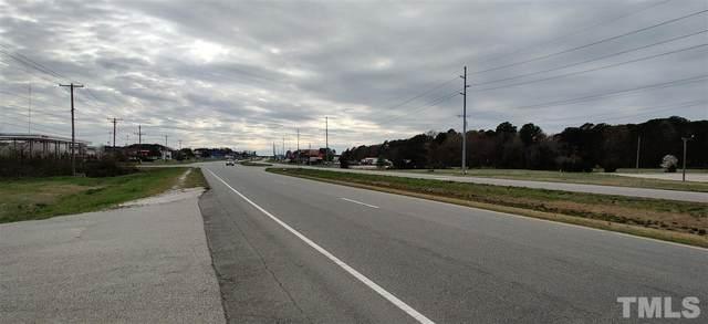1521 N Wesleyan Boulevard, Rocky Mount, NC 27804 (#2331726) :: M&J Realty Group