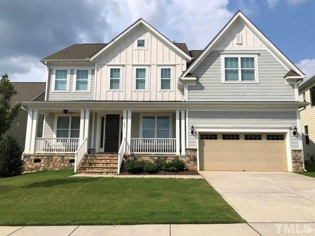 120 Colvin Park Lane, Apex, NC 27539 (#2331729) :: Realty World Signature Properties