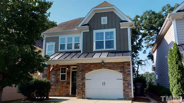 3827 Yates Mill Trail, Raleigh, NC 27606 (#2331738) :: Realty World Signature Properties
