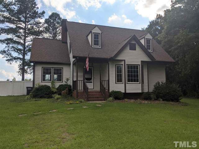 2933 Tram Road, Fuquay Varina, NC 27526 (#2331744) :: The Perry Group