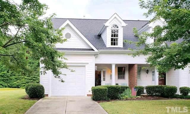 123 Eagles Nest Drive, Durham, NC 27712 (#2331762) :: Dogwood Properties