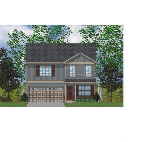 5505 Smythe Park Court Lot 318, Knightdale, NC 27545 (#2331769) :: Raleigh Cary Realty