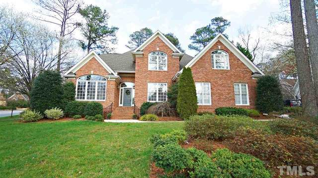 101 Crystlewood Court, Morrisville, NC 27560 (#2331789) :: Dogwood Properties