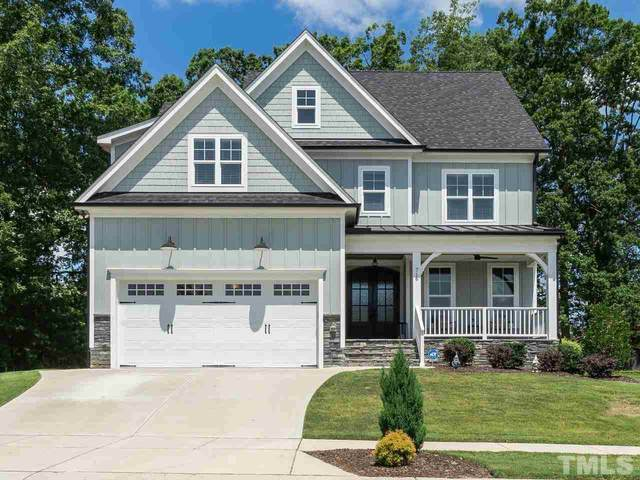 716 Copper Beech Lane, Wake Forest, NC 27587 (#2331799) :: M&J Realty Group