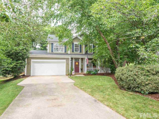 337 Hallwood Court, Holly Springs, NC 27540 (#2331819) :: M&J Realty Group