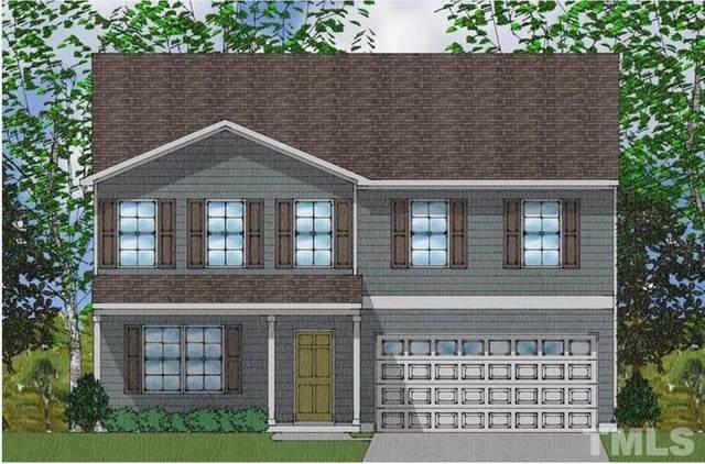 TBD 5 Sherril Place Lane #5, Garner, NC 27529 (#2331825) :: Dogwood Properties