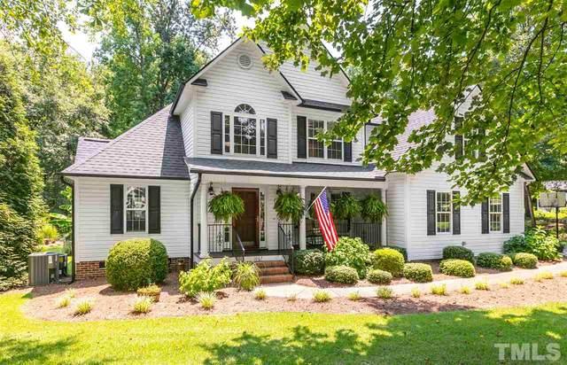 1067 Carlton Street, Clayton, NC 27520 (#2331930) :: Dogwood Properties