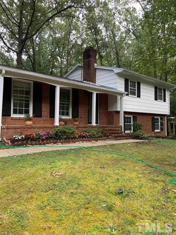 625 Tinkerbell Road, Chapel Hill, NC 27517 (#2331942) :: Bright Ideas Realty