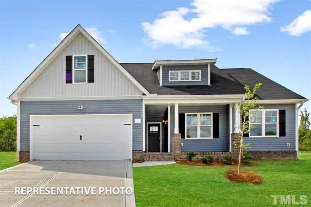 109 Buhrstone Mill Street, Zebulon, NC 27597 (#2331984) :: Dogwood Properties