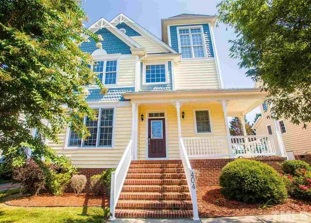 404 Star Magnolia Drive, Morrisville, NC 27560 (#2332051) :: Masha Halpern Boutique Real Estate Group