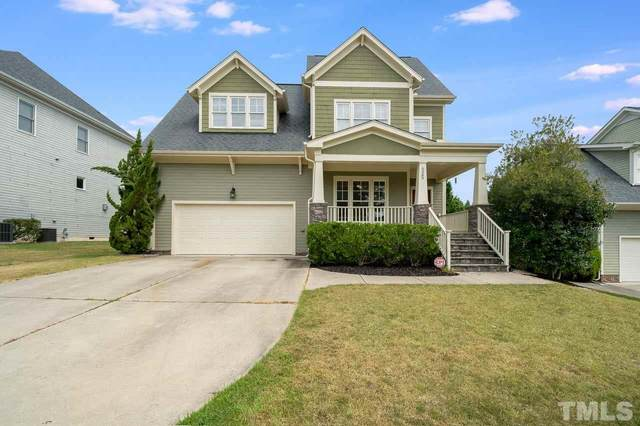 925 Sweet Olive Court, Wake Forest, NC 27587 (#2332151) :: Realty World Signature Properties