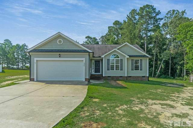56 Hardee Woods Lane, Benson, NC 27504 (#2332158) :: Raleigh Cary Realty