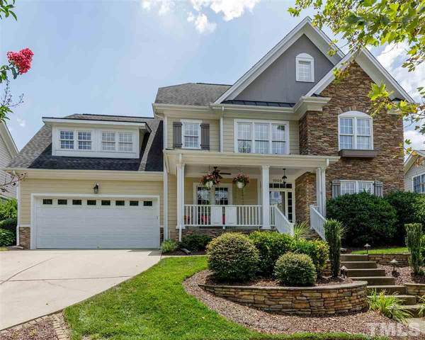 1008 Golden Star Way, Wake Forest, NC 27587 (#2332207) :: Realty World Signature Properties