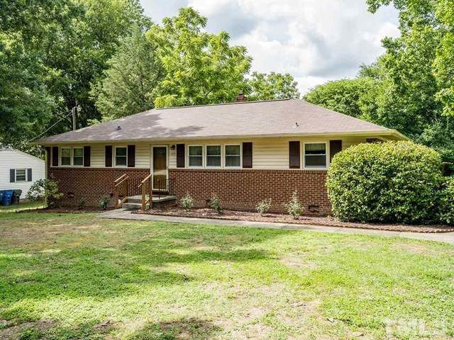 4115 James Road, Raleigh, NC 27604 (#2332266) :: Bright Ideas Realty