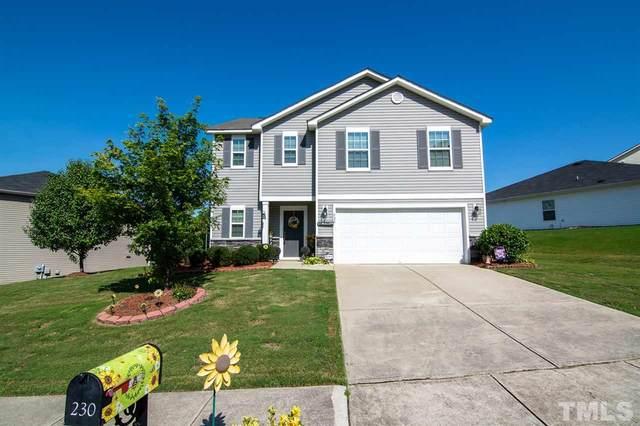 230 Averasboro Drive, Clayton, NC 27520 (#2332333) :: Realty World Signature Properties