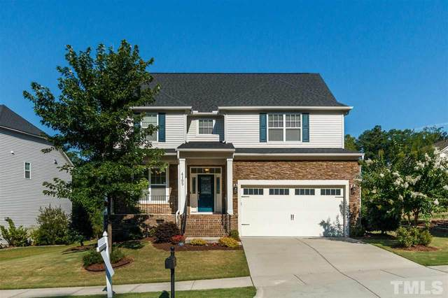 4105 Plum Branch Drive, Cary, NC 27519 (#2332337) :: Dogwood Properties