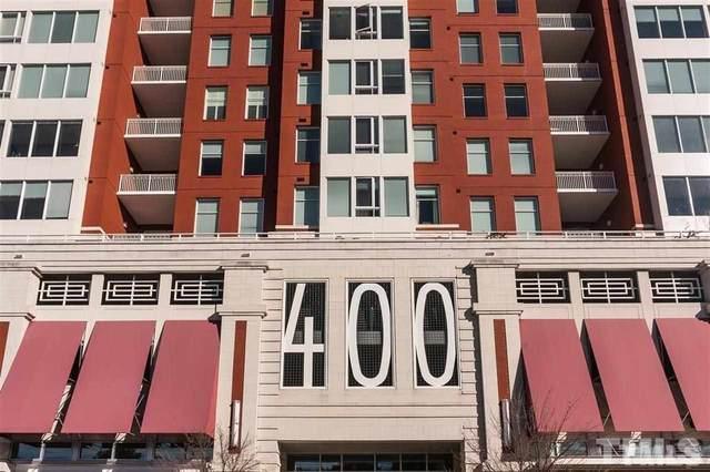 400 W North Street #1530, Raleigh, NC 27603 (#2332382) :: Dogwood Properties