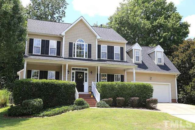 1304 Linden Ridge Drive, Holly Springs, NC 27540 (#2332384) :: Rachel Kendall Team
