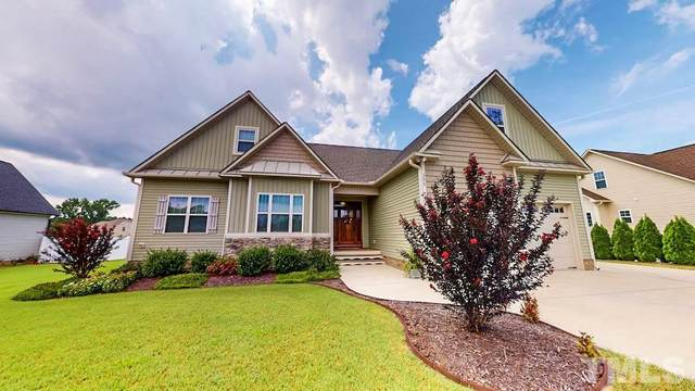 396 Carriage Creek Drive, Smithfield, NC 27577 (#2332411) :: The Perry Group