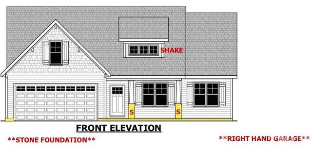 52 Buhrstone Mill Street, Zebulon, NC 27597 (#2332416) :: Dogwood Properties