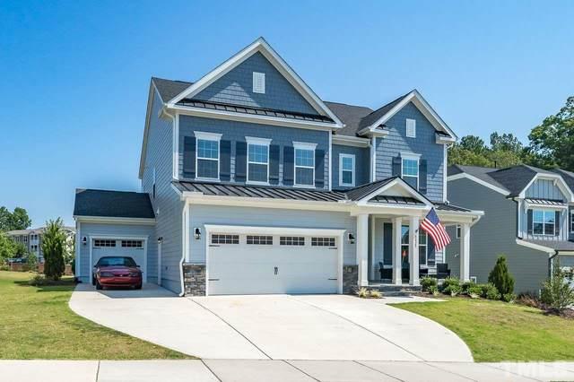 3425 Mountain Hill Drive, Wake Forest, NC 27587 (#2332438) :: Dogwood Properties