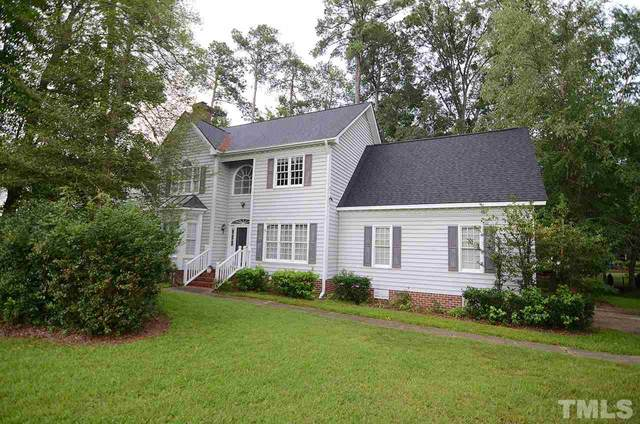3303 NW Berkshire Drive, Wilson, NC 27896 (#2332451) :: Triangle Top Choice Realty, LLC