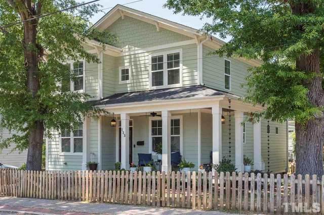 133 Hudson Street, Raleigh, NC 27608 (#2332454) :: Dogwood Properties