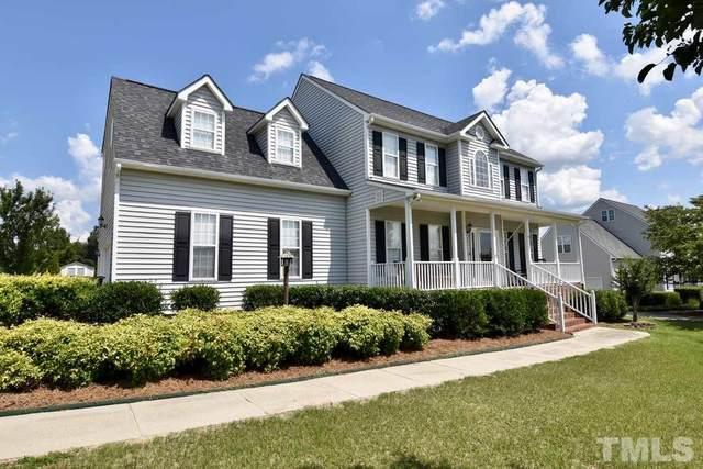 321 Riverwood Drive, Clayton, NC 27527 (#2332457) :: Dogwood Properties