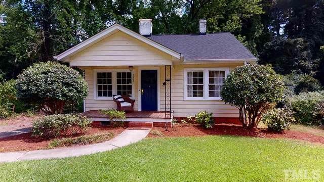 3007 University Drive, Durham, NC 27707 (#2332510) :: M&J Realty Group