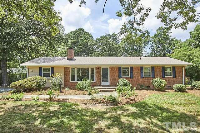 1512 Smith Level Road, Chapel Hill, NC 27516 (#2332516) :: M&J Realty Group