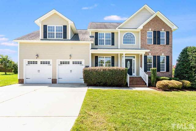 25 Pleasant Lane, Willow Spring(s), NC 27592 (#2332528) :: The Perry Group