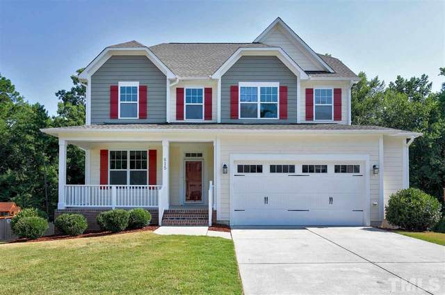 615 Apalachia Lake Drive, Fuquay Varina, NC 27526 (#2332544) :: Real Estate By Design
