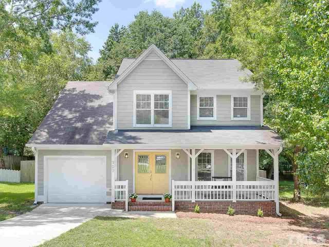 307 Tripp Farm Road, Chapel Hill, NC 27516 (#2332558) :: Realty World Signature Properties