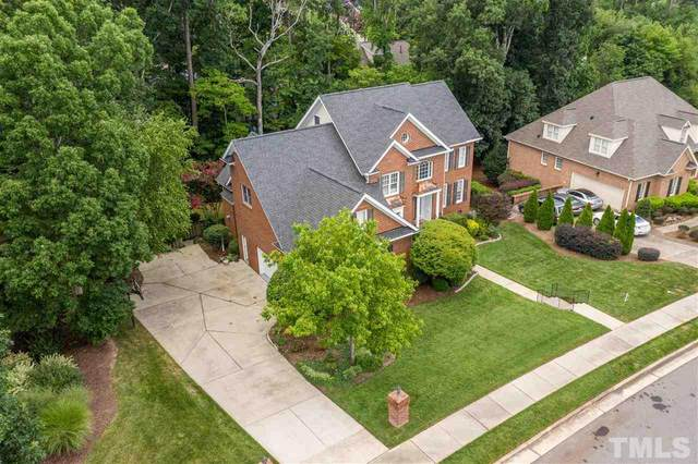 123 Preston Grande Way, Morrisville, NC 27560 (#2332561) :: M&J Realty Group