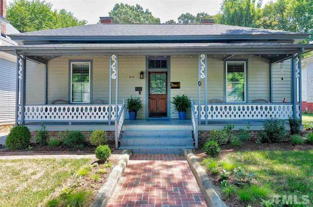 516 N East Street, Raleigh, NC 27604 (#2332593) :: Marti Hampton Team brokered by eXp Realty
