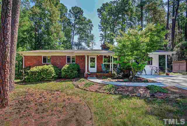 207 Gary Road, Carrboro, NC 27510 (#2332595) :: The Results Team, LLC